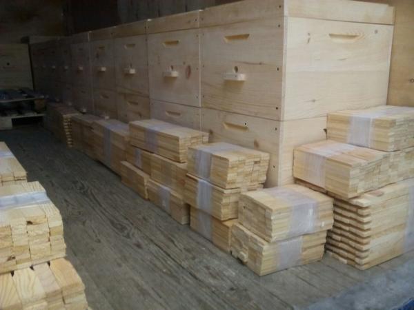 """Улей """"золотой стандарт"""" отечественного пчеловодства"""
