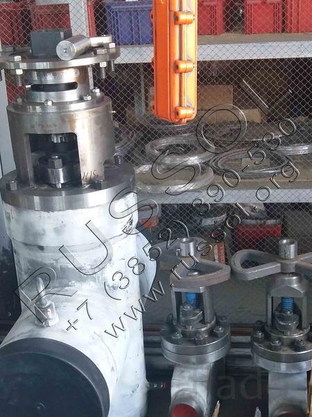 Производство энергетической арматуры на средние параметры.