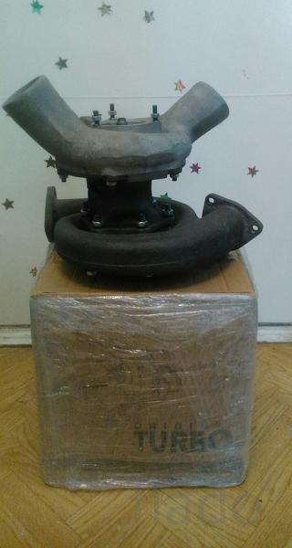 Турбина ЯМЗ-238НБ (рогатка) в Ахтубинске