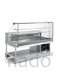 Витрина холодильная вентилируемая IFI MIX 125 VAD UC без обшивки