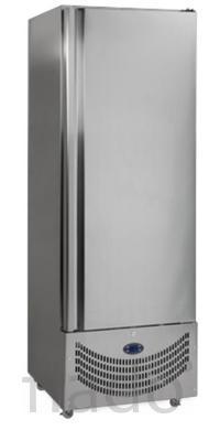 Шкаф морозильный с глухой дверью TEFCOLD RF500SNACK нержавеющий