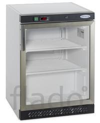 Шкаф морозильный со стеклом TEFCOLD UF200G