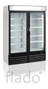 Шкаф морозильный со стеклом TEFCOLD NF5000G