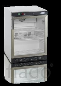 Шкаф морозильный со стеклом TEFCOLD UF200VG