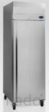 Шкаф холодильный с глухой дверью TEFCOLD RK505 нержавеющий