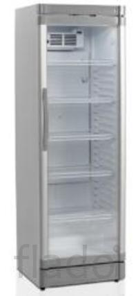 Шкаф холодильный со стеклом TEFCOLD GBC375
