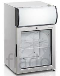 Шкаф холодильный со стеклом TEFCOLD FS60CP с креплением к стене
