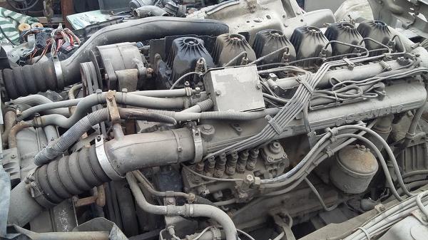 89200635152 Двигатель DC 9 03, L01, 572576, 300л.с. Скания 4