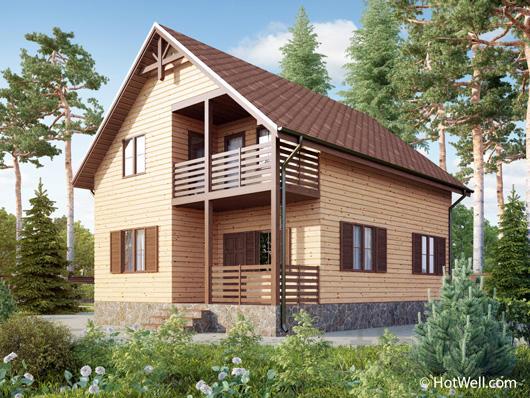 Строительство домов коттеджей бань гаражей