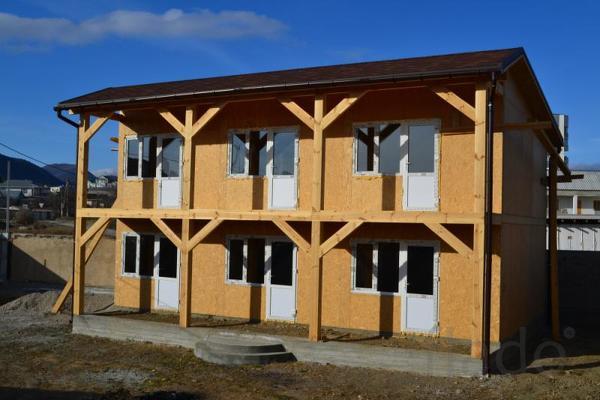 Строительство домов офисов гостиниц магазинов