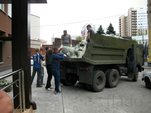 Вывоз строительного мусора. Недорого и быстро