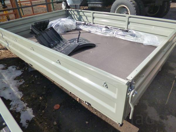 Бортовая платформа кузов ГАЗ 3302 Газель Некст