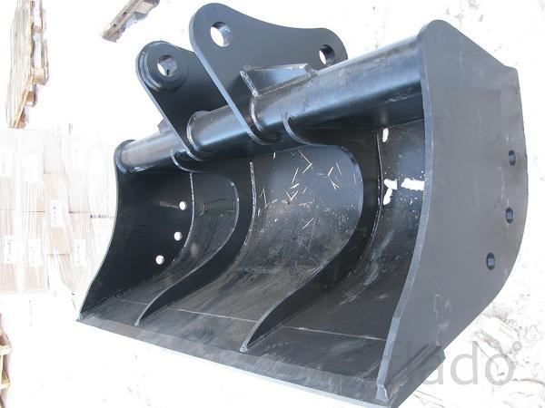 Планировочный ковш на экскаватор массой от 15 до 20 тонн