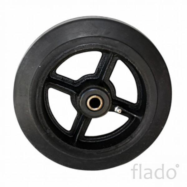 Большегрузные колёса и колесные опоры