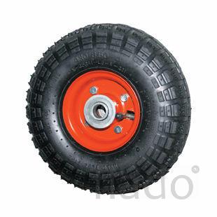 Пневматические и литые колеса и колесные опоры
