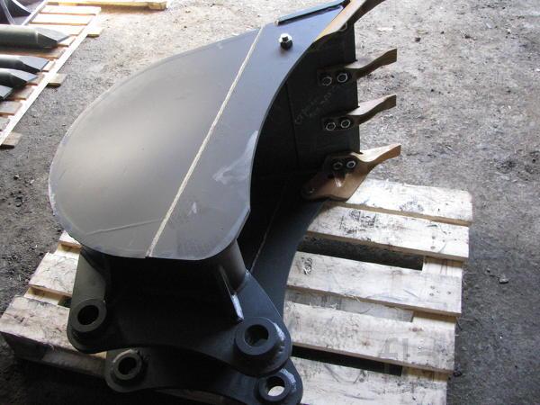 Ковш шириной 60 см на экскаватор - погрузчик