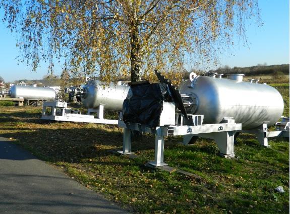 Котлы КВ-4.6 для переработки биоотходов