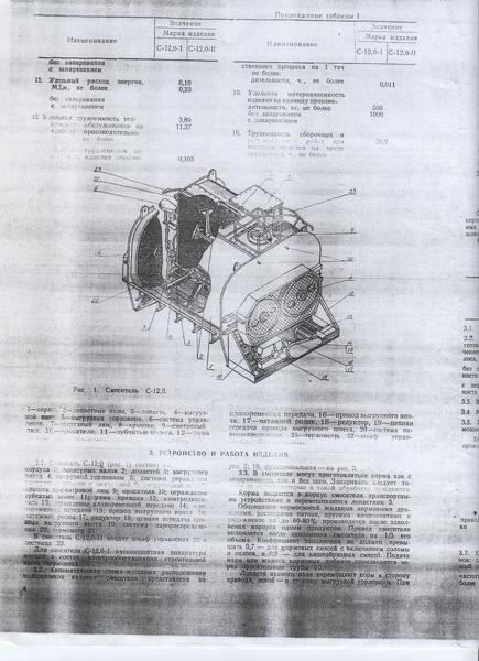 Продам смеситель С-12 двухвальный