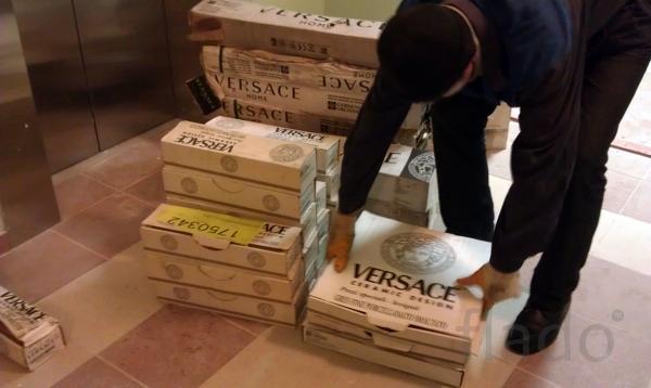 Доставка и подъём стройматериалов на этажи профессионально