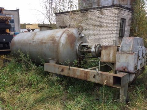 Котел вакуумный КВ-4.6М не использовался