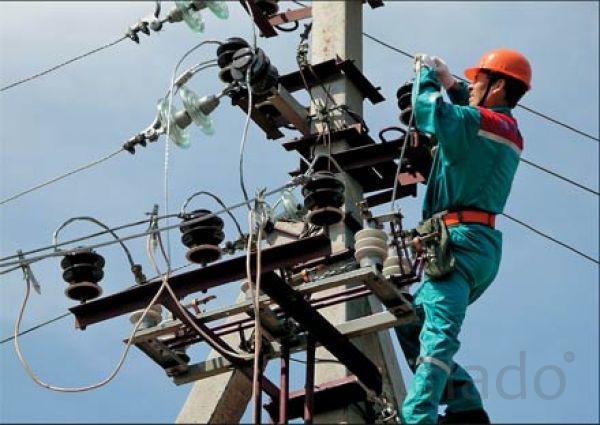 Внешние электромонтажные работы