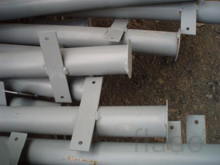 Столбы металлические  судогда