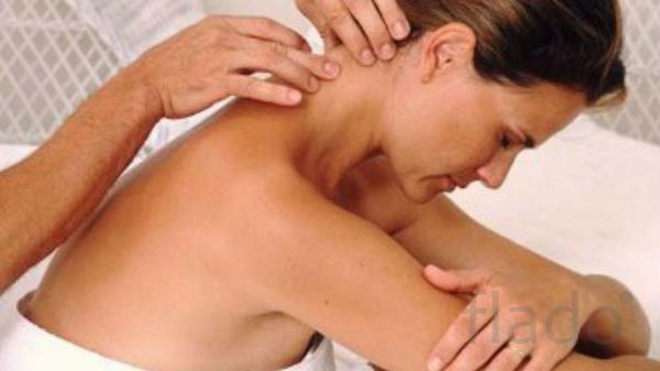 Массаж при болях в шейном отделе позвоночника