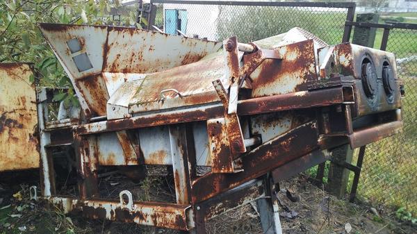 Пресс ПЖН-68, ПСЖН-68 в работе не был