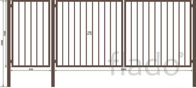 Ворота и калитки Макарьев