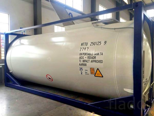 Танк-контейнер Т4 25 куб.м. для ГСМ