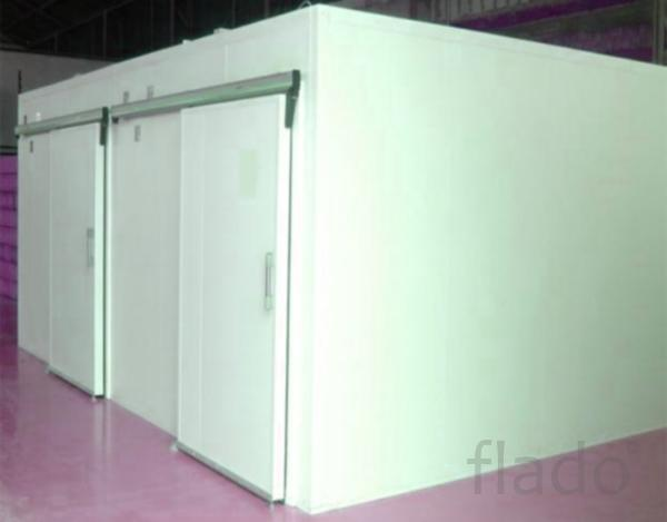 Холодильная камера, объем 71.8 м. куб