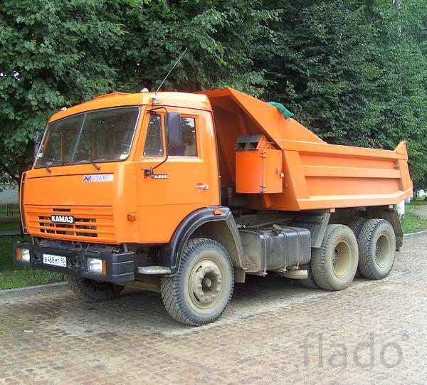 Услуги а/м Камаз самосвал 10 куб вывоз строительного мусора