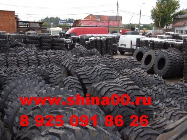 Шины для спецтехники, погрузчиков, экскаваторов, кранов, грузовые шины