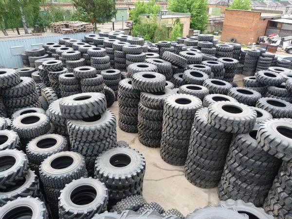 Предлагаем шины от официальных поставщиков