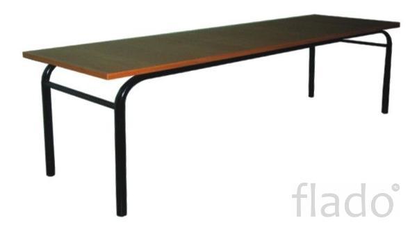 Столы офисные, Парты для аудиторий, Столы на металлическом карк