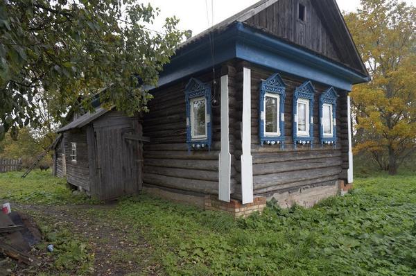 Дом 56 м² на участке 17 сот.