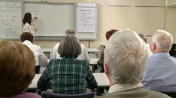 Курсы английского для взрослых и пожилых