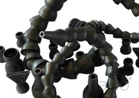 Модульные пластиковые , шарнирные трубки подачи сож от собственного Р
