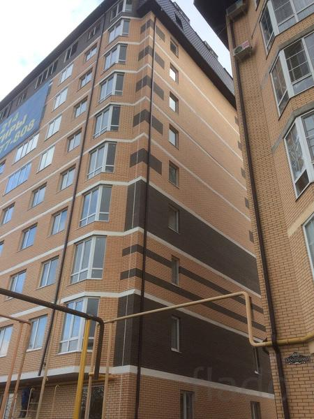 1-к квартира, 44 м², 3/10 эт.