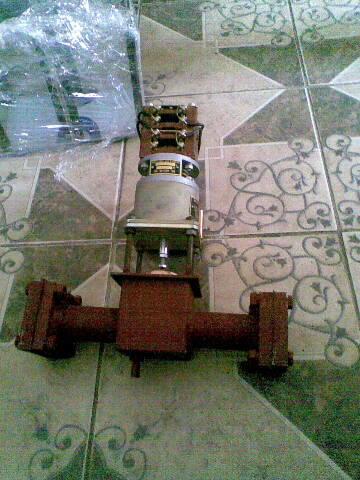 Клапан ЭПК-19 для компрессора ВШ-3/40, 3ВШ1,6-3/46, 2ВУ1-1,5/46.