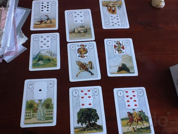 Гадания на картах рунах лично и по телефону