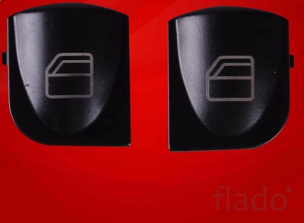 кнопки стеклоподъёмника для Mercedes  W203 2000-2007 годов, W209 2002-