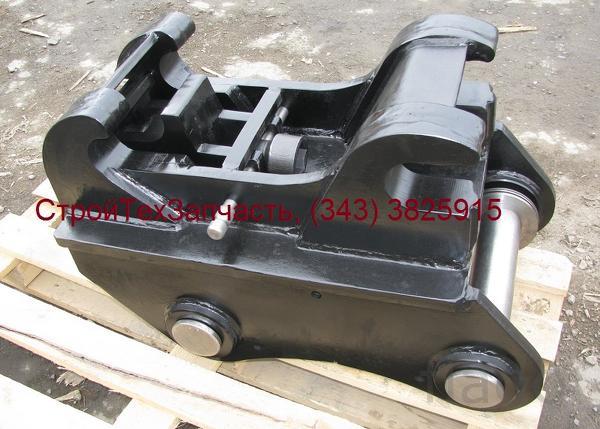 Механический быстросъем на Hyundai R 170W 7