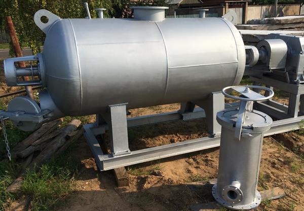 КВ-4.6 для переработки биоотходов