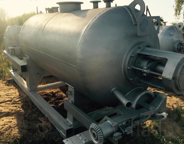 Варочные котлы для утилизации биоотходов