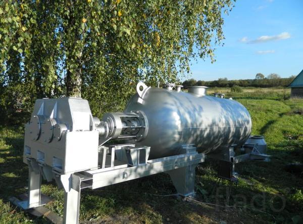 Оборудование для утилизации переработки биоотходов