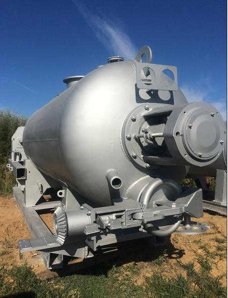 Котлы КВМ-4.6 для переработки биоотходов