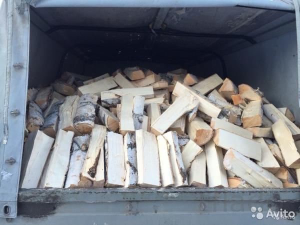 Продам хорошие березовые дрова колотые и не колотые