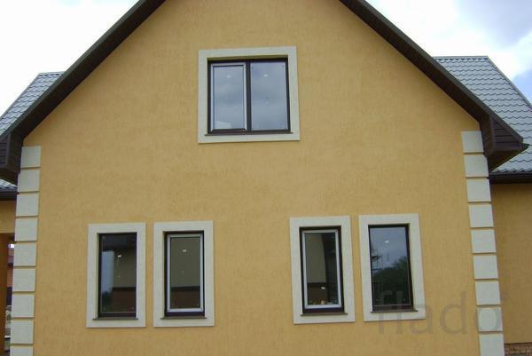 Фасады, утепление домов, кораед