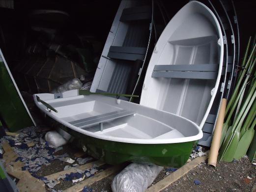 Купить лодку Афалина 360